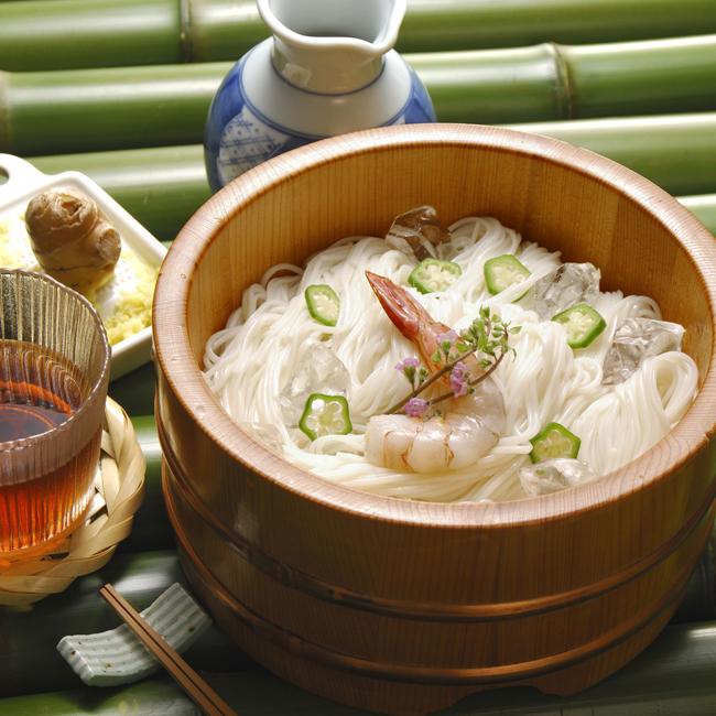 万能だし・島原素麺詰合せ No.20 (返:3割) ※消費税・8%