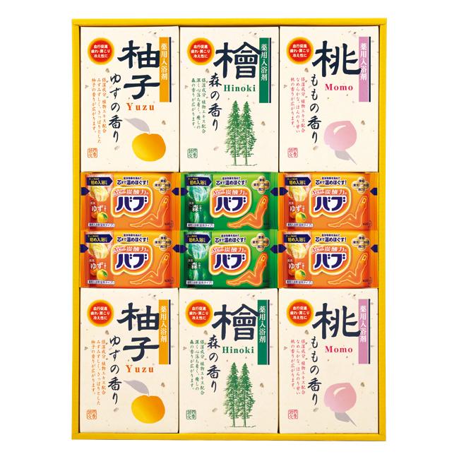 四季折々 薬用入浴剤セット No.30