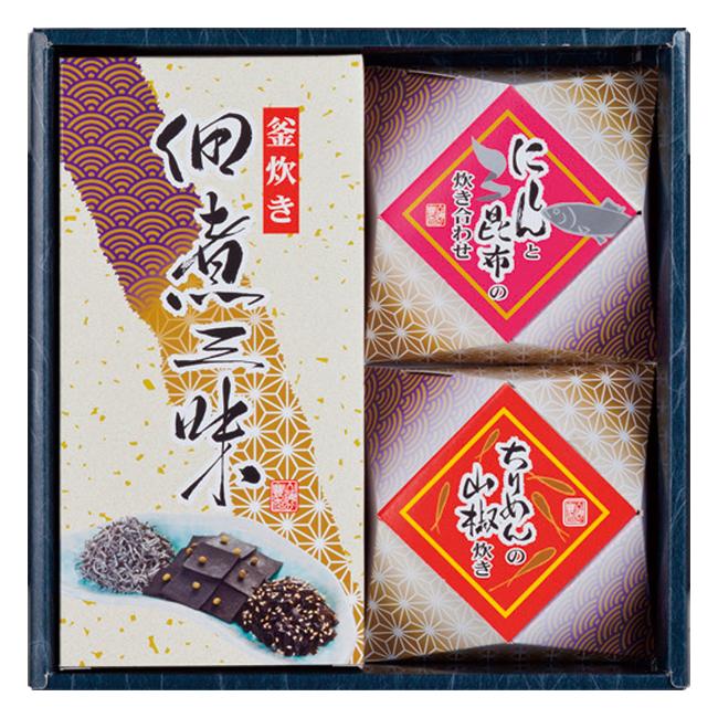 山海の豊秀 佃煮・惣菜バラエティセット No.25