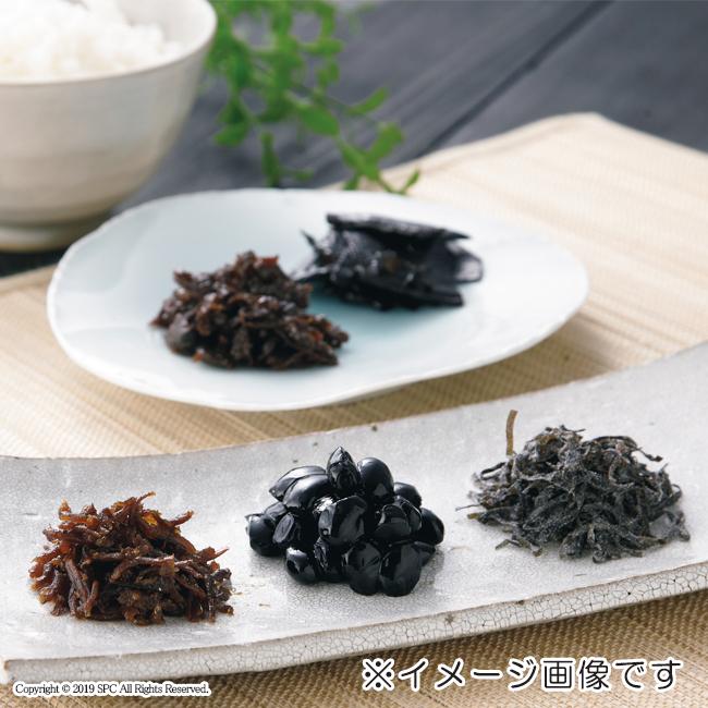 山海の豊秀 佃煮・惣菜バラエティセット No.50