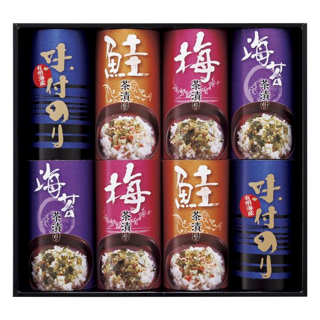 お茶漬け・有明海産味付海苔詰合せ「和の宴」 No.40 40%OFF