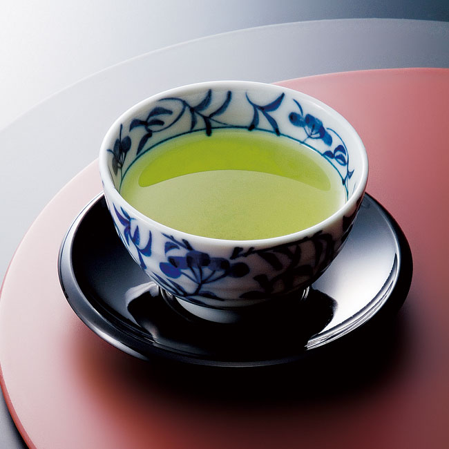 深蒸し煎茶・味付海苔・南高梅詰合せ No.50