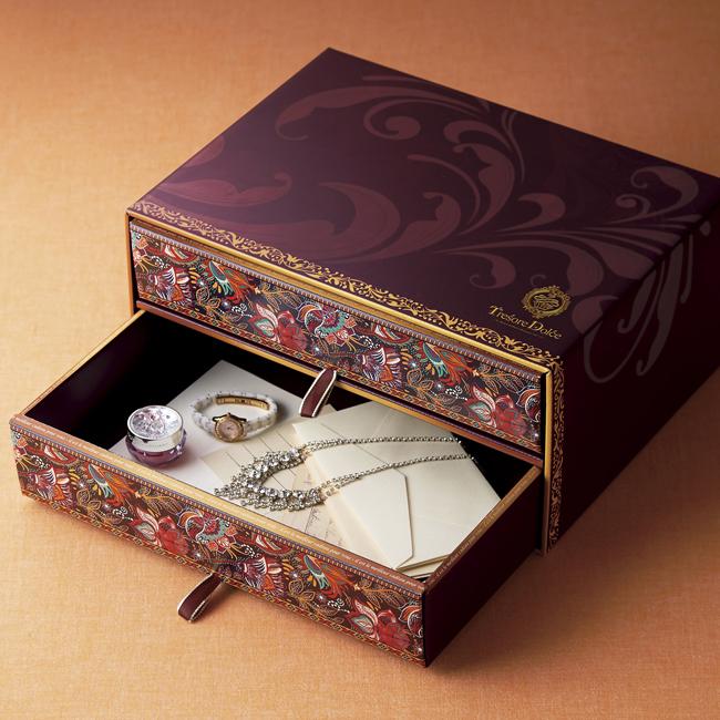 Tresore Dolce[宝石箱]フルーツカラーバウム&今治産タオル No.80