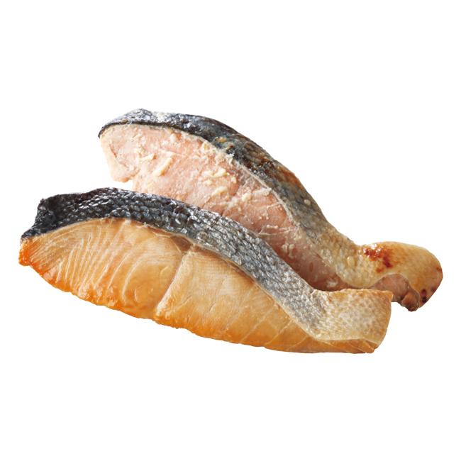 鮭乃家 そのまま食べれる鮭切り身 フリーズドライセット No.100