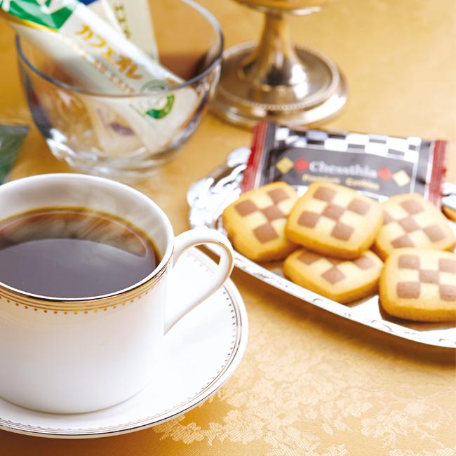 プレミアムギフト クッキー・コーヒー・紅茶 No.50