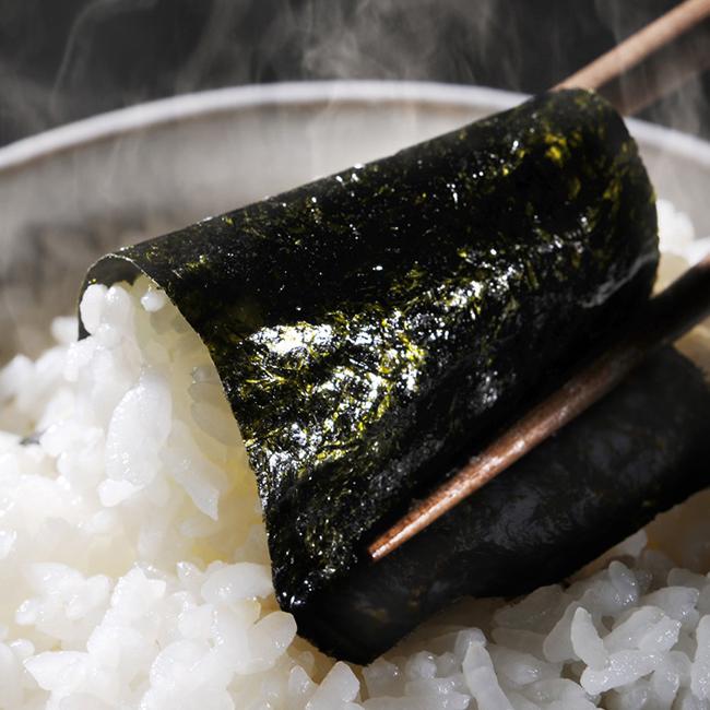 有明海産&しじみ醤油味付のり No.20