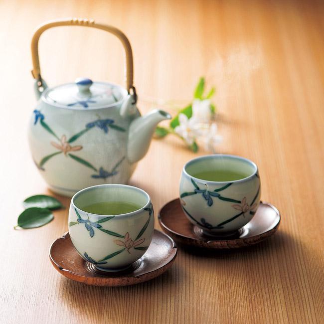八女・静岡茶セット No.30