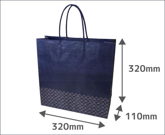 高級手提げ袋3才サイズ